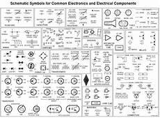 circuit schematic symbols circuit diagrams symbols