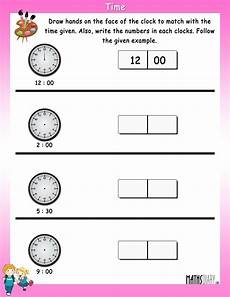 math worksheets for grade 1 time 3569 time grade 1 math worksheets page 2