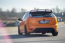 ford focus st mk2 tuning rh alurad nbu race racing schwarz