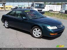 car engine manuals 1997 acura cl interior lighting dark green pearl metallic 1997 acura cl 2 2 gray interior gtcarlot com vehicle archive