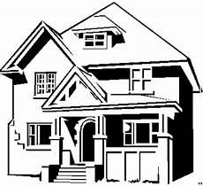 Malvorlage Haus Einfach Haus Einfach Ausmalbild Malvorlage Objekte