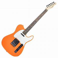 squire affinity telecaster squier by fender affinity telecaster competition orange at gear4music