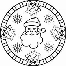 ausmalbilder weihnachten mandala kostenlos malvorlagen