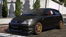 Honda Civic Type R Ep3 2001 Honda Civic Type R Ep3 Add On Tuning Mugen