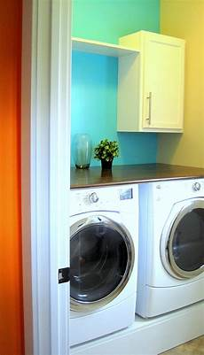 i married a tree hugger small laundry room big color