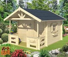 construction cabane bois cabane enfant en bois sur pilotis winny avec forest style