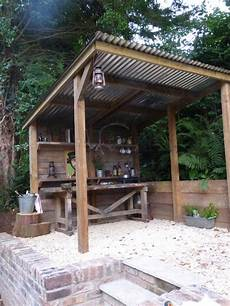 pergola with corrugated metal roof renovation landscape design pinterest