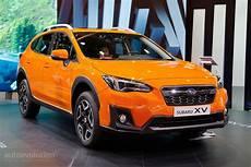 2018 Subaru Xv Debuts In Geneva As Impreza S Rugged