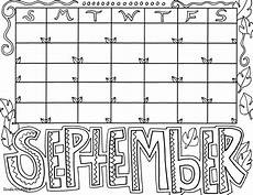 calendar coloring pages 17570 september jpg saying coloring picture planners journal and book journal