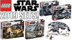 lego winter sets 2019 new lego wars winter 2019 set pictures