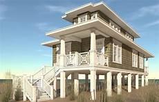 beachfront house plan 2 bedrms 2 baths 1283 sq ft 116 1089