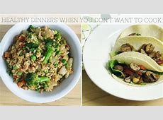PLANT BASED DINNER RECIPES FOR LAZY NIGHTS   Simple, Easy