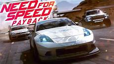Need For Speed Payback All You Need To About The