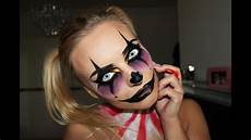 Horror Clown Schminken - creepy clown make up tutorial