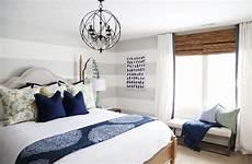 serene blue guest bedroom makeover reveal life virginia street