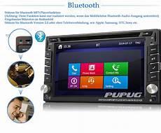 autoradio mit gps navigation navi bluetooth touchscreen