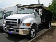 2007 Ford F750 Duty Xlt Chassis Regular Cab Dump