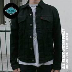 jual jaket levis exclusive denim ukuran besar big size jumbo import terbaru murah di lapak