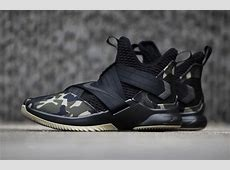 Nike LeBron Soldier 12 SFG Camo AO4054 001   SneakerFiles