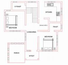 1500 sq ft house plans india free indian house plan 1500 sq ft 4 bedroom 3 attached bath