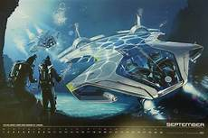 voiture sous marin new design for a new vehicle for subnautica subnautica raie sous marin en 2019 futurista