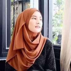 Jilbab Pashmina Instan Mala Model Terbaru 2019 Kerudung
