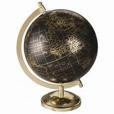 Globus In Gold Und Schwarz 5th Avenue Maisons Du Monde