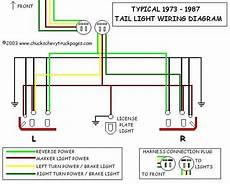 85 Chevy Truck Wiring Diagram Typical Wiring Schematic