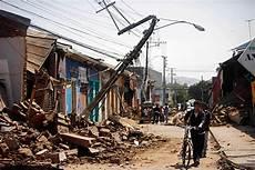 Gempa Bumi Chile Dalam Gambar Erde