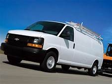 2007 Chevrolet Express 3500 Cargo  Pricing Ratings