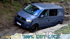 Road Test Drive Vw T5 Rockton 4motion Expedition