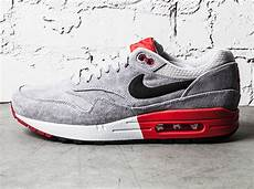 nike air max 1 premium grey black sneakernews