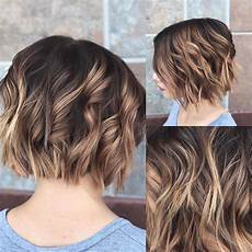 10 best short hairstyles for thick hair in fab new color combos popular haircuts