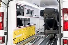 Ambulance Neuve Renault Trafic L2h1 Am 233 Nagement Petit By
