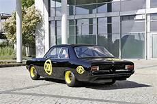 Opel Rekord C Black Widow 1 Periodismo Motor