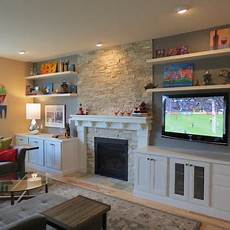 Ideas Next To Fireplace by Tv Next To Fireplace Design Ideas Pictures Remodel And