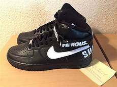 nike air 1 supreme supreme x nike air 1 high black sbd