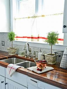 Decorations In Kitchen by How To Decorate Kitchen Counters Hgtv Pictures Ideas Hgtv