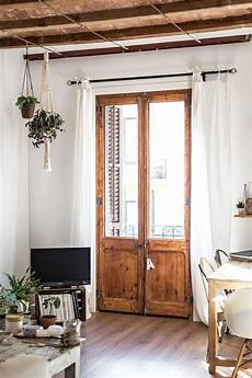Apartment Therapy Blinds by Window Treatments For Renters How To Hang Curtains