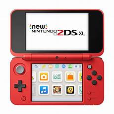 console nintendo 2ds new nintendo 2ds xl pokeball edition console the gamesmen