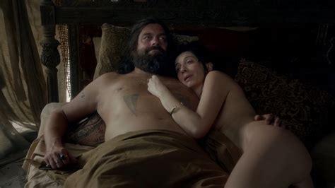 Stricken Desnudo Scene