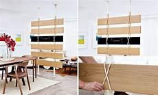 Raumteiler Zum Aufhängen - 10 clever diy room dividers that save space in style