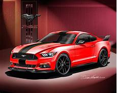 Ford Mustang 2015 2016 Prints Posters By