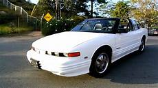 how cars run 1994 oldsmobile 98 navigation system 1994 oldsmobile cutlass supreme convertible rare 1 owner 36k original miles coupe youtube