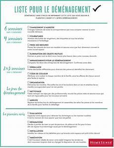 Check Liste Pour Déménager Liste De Contr Le Pour D M Nager Demenagement Astuces Et