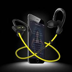 wireless bluetooth earphone stereo earbuds headset bass earphones with mic for iphone 6 samsung
