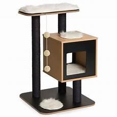 arbre a chat design vesper v base cat furniture petco