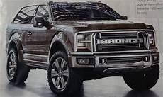 Ford Bronco 2018 Price Prediction Car News