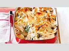 creamy mushroom chicken casserole_image