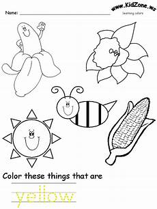 color yellow worksheets for preschool 12892 y is for yellow colors yellow1 gif 718 215 957 pixels with images preschool color